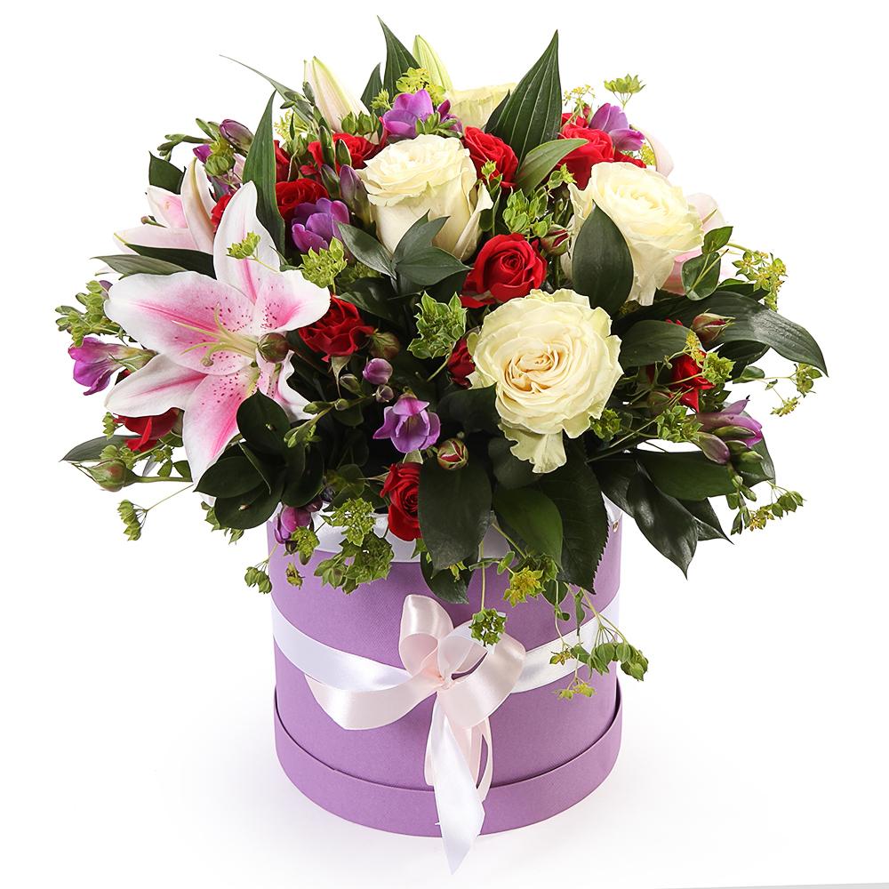 Купить цветы в подарок не дорого